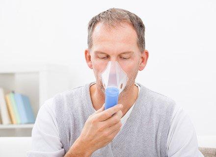 mobilny koncentrator tlenu