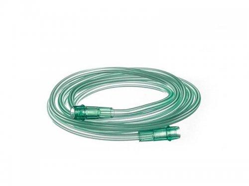 Bardzo długi kabel tlenowy, dren do tlenoterapii (7,62m)